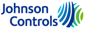 Johnson Controls Logo - Serviced by TCS Michigan.