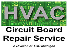 HVAC Circuit Board Repair