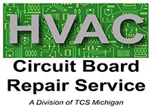 HVAC Circuit Board Repair